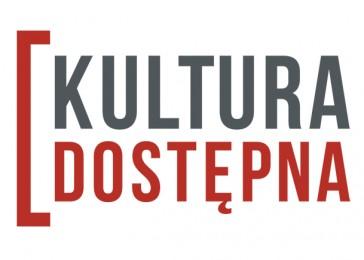 Logo Kultury Dostępnej
