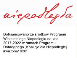 Odnośnik do kategorii: projekty z Programu Wieloletniego Niepodległa na lata 2017-2022